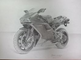 Ducati 1098 S Finished by daharid