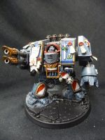 Vernerable dreadnought by Solav