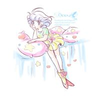 Creamy Mami-Pillows by Nippy13