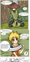 Naruto Rule 63: Forest Meeting by PritzPritz