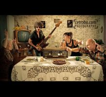 MUSIC AT HOME 5 by cetrobo