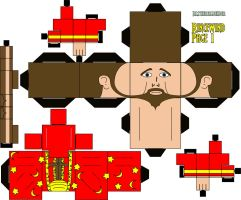 Rincewind Cubee by iamtherealbender