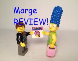 Marge Review! by WorldwideImage