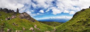 The old man of Storr Part I by myINQI