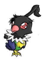 A girly Chatot