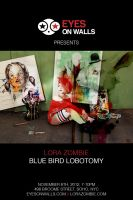 BLUE BIRD LOBOTOMY VIDEO by lora-zombie