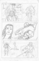Viking Page 2 Pencils by Nick-OG