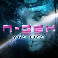 N-Dex - The Life Single Cover by ipholio