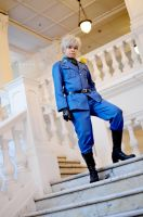 Hetalia - Prussia.... by cure-pain
