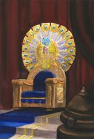 Royal Throne by Eeni