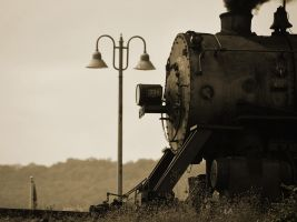 Iron Horse II by CSX5344