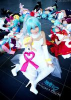 Hatsune Miku: Project DIVA 2nd by farizasuka