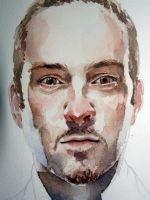 WIP Derren Brown by Mad-Margaret