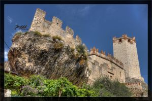 Malcesine Castle 01 by deaconfrost78
