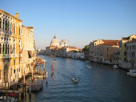 Canal Grande by NaturesMate