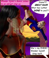 Wonder Djinn Supergirl1 by CaptainZammo