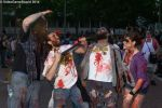 Boston Zombie March 2014 - Zombie Party by VideoGameStupid