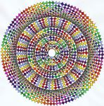 Repeating Spirograph 2-5 by magentafreak