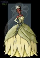 princess tiana by nightwing1975