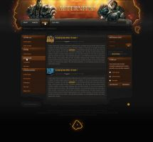 guild website by Korasu