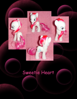 Custom Pony - Sweetie Heart by Angelkitty17