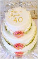 Weddin anniversary 40 years II by Dyda81