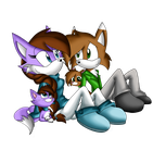 Larry and Melody by MeLoDyClerenes
