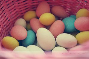 Happy Easter by ourneverland