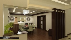 dinning room 2 by bilalgfxdesign
