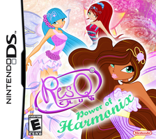 NDS - 'ResQ Club: Power of Harmonix' by CharmedWings