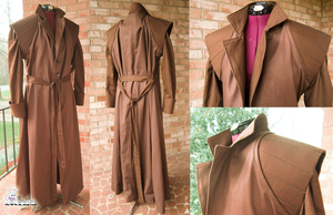 Commission - Revolver Ocelot FOXHOUND Coat 2 by SnowBunnyStudios