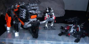 More new zoids2 by Ozzlander
