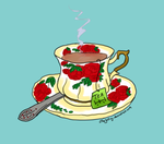Cup of Tea by AnanasCereal