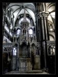 Canterbury Cathedral I by RoSaVision