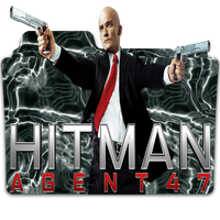 Hitman: Agent 47 Folder Icon by gterritory