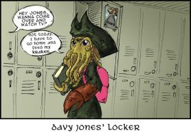 Davy Jones's Locker by CapnFlynn