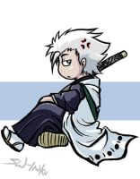 Bleach - Hitsugaya by sw