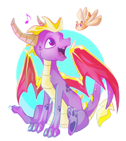 dragonbuds by Arkeresia