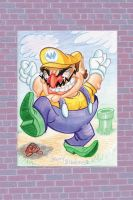 Wario by Stnk13