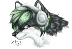 wolfeh :D by OverTheRhine90