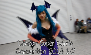 KBL l London Super Comic Convention Cosplay 1-2 by KBLNoodles