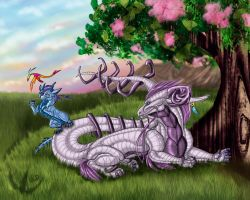 Celestial Winds by Galidor-Dragon