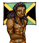 Caribbean Prince by BecSparrow