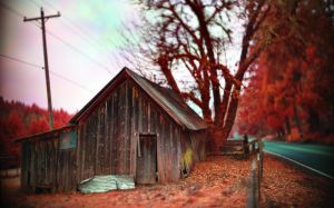 Barn panochrome by NickSpiker