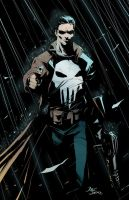 The Punisher by SandraMJ