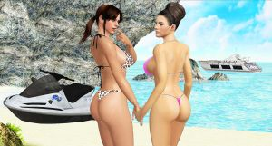 Claire-Excella    PRIVATE-PARADISE by blw7920