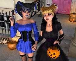 Trick Or Treat 2014 by WilliamRumley
