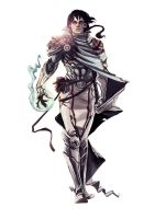 White Mage by kofab