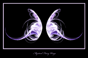 Mystical Fairy Wings by Sylverkitti