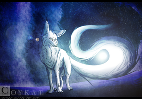 The Moon's My Light by Coykat